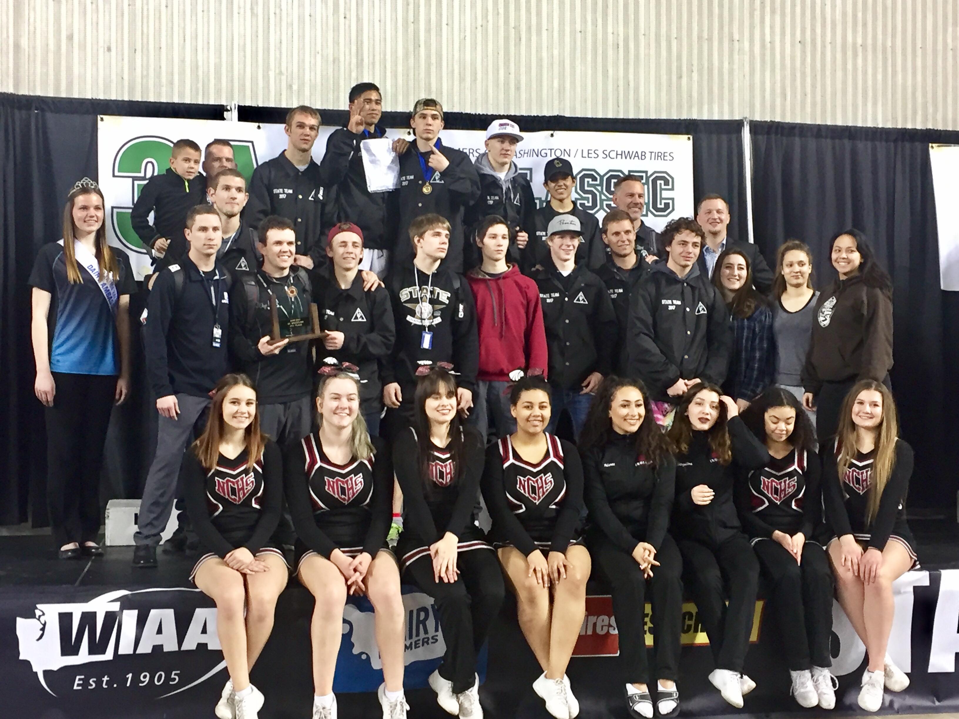 Team 4th Place Podium Pic