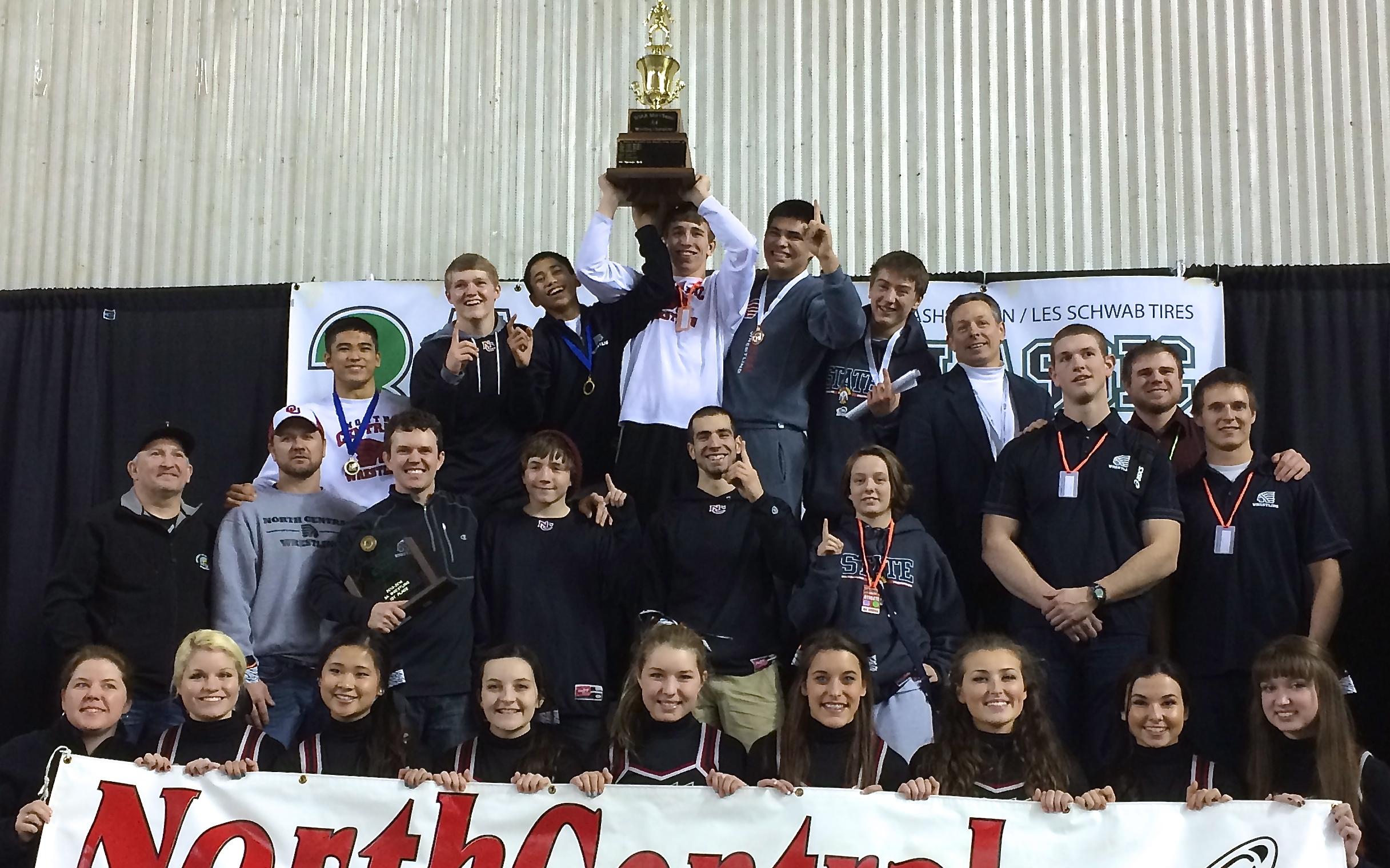 2014 State Team Champions