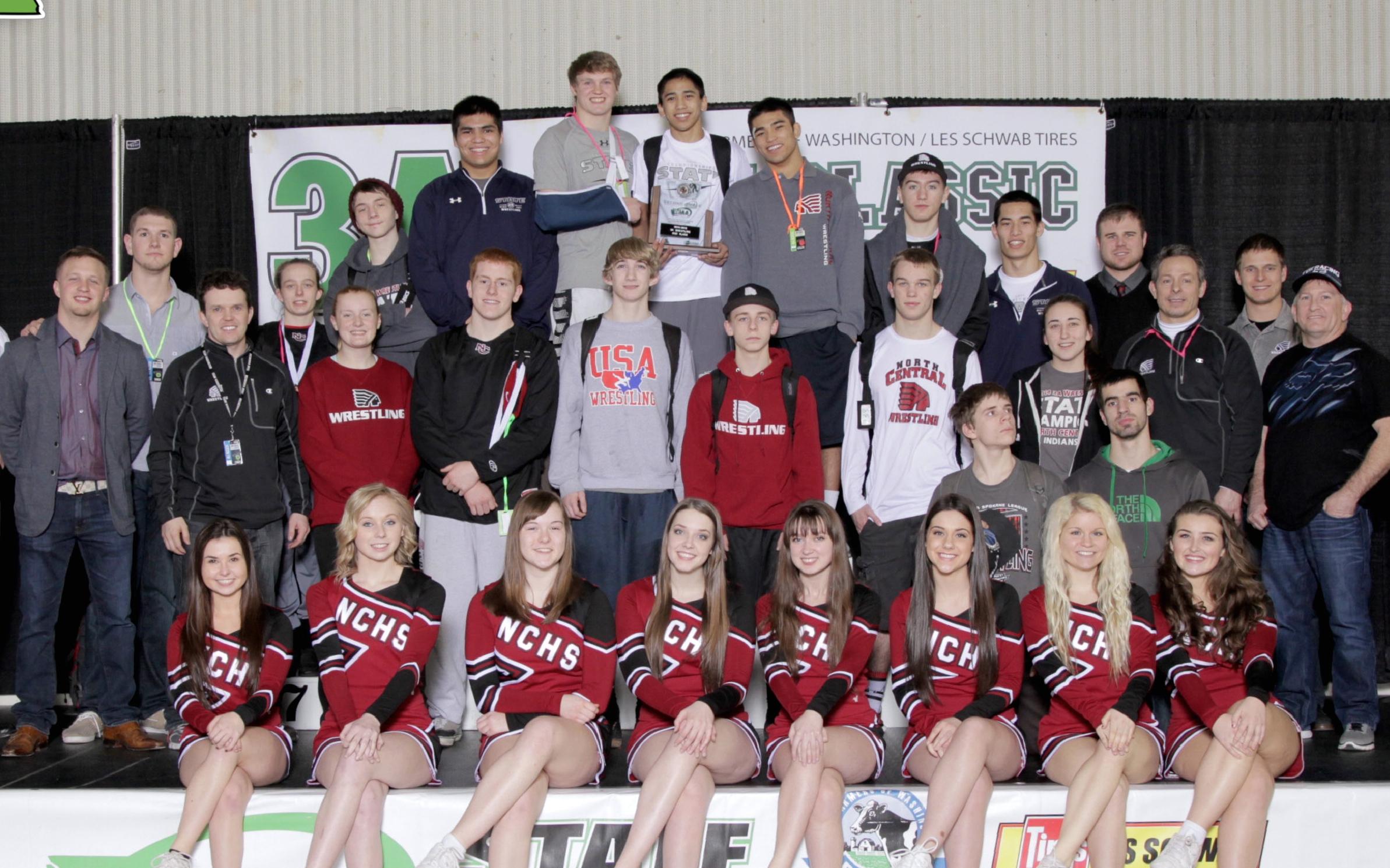 2015 State Runner-Ups