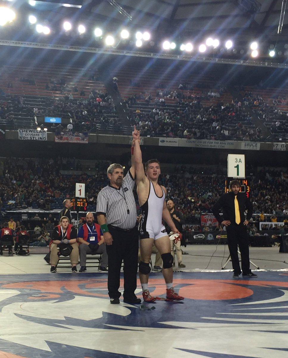 Bryan State Champion in 2016