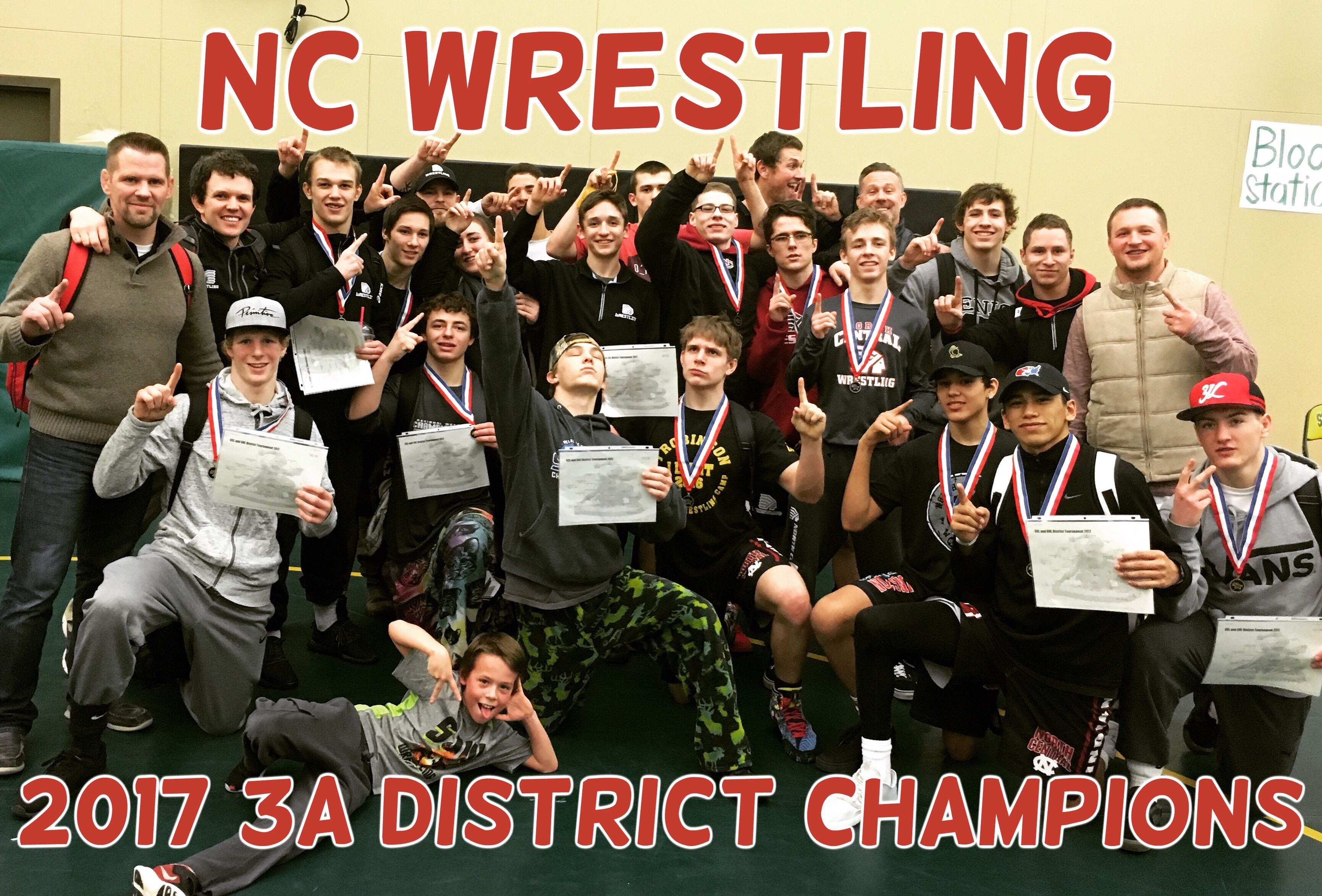 District Team Champions