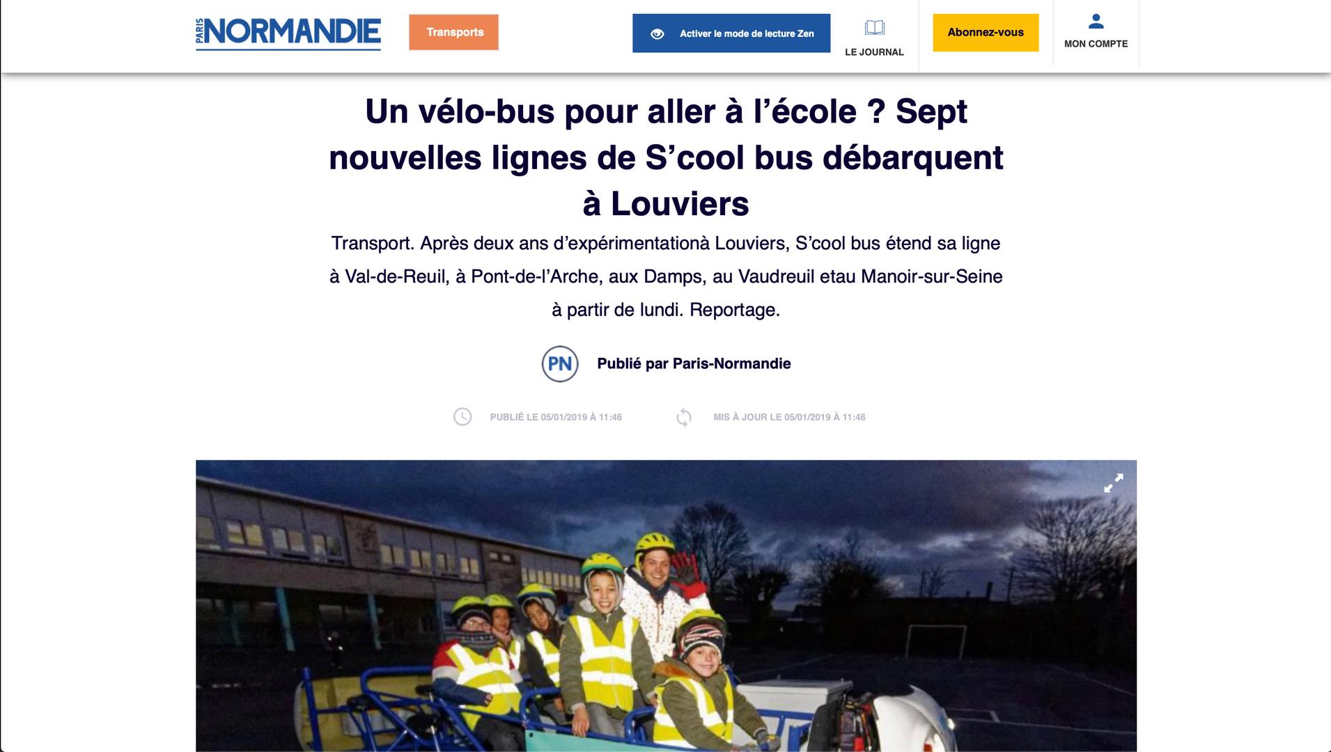 Paris Normandie - 05/01/2019