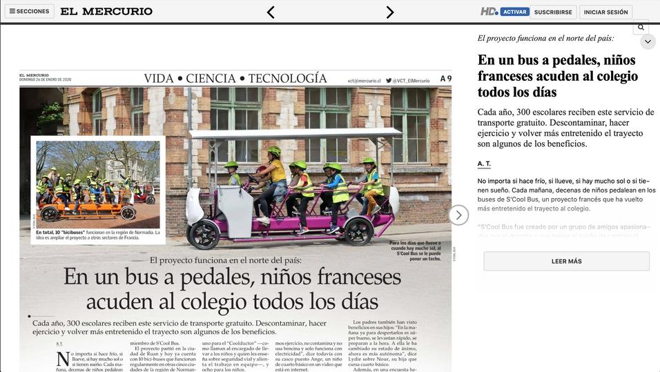 El Mercurio - 26/01/2020