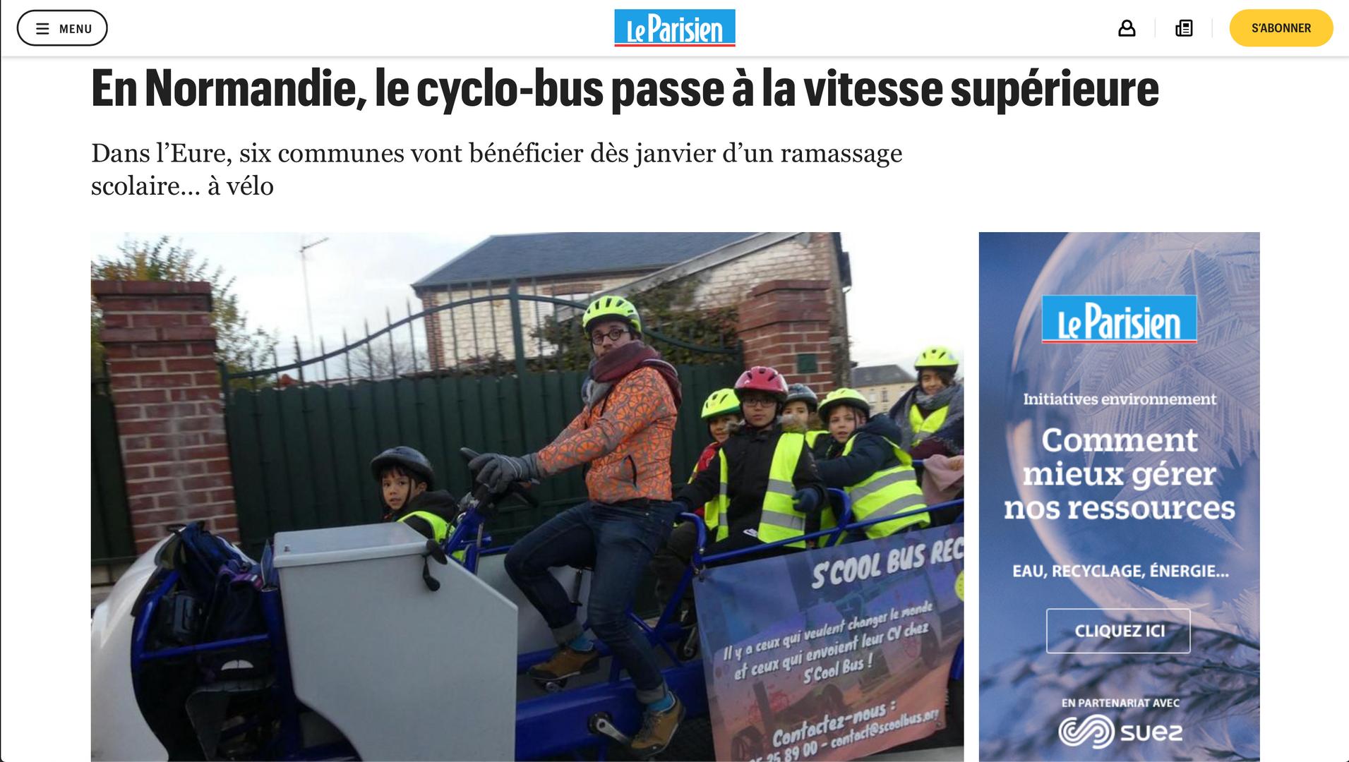 Le Parisien - 07/12/2018