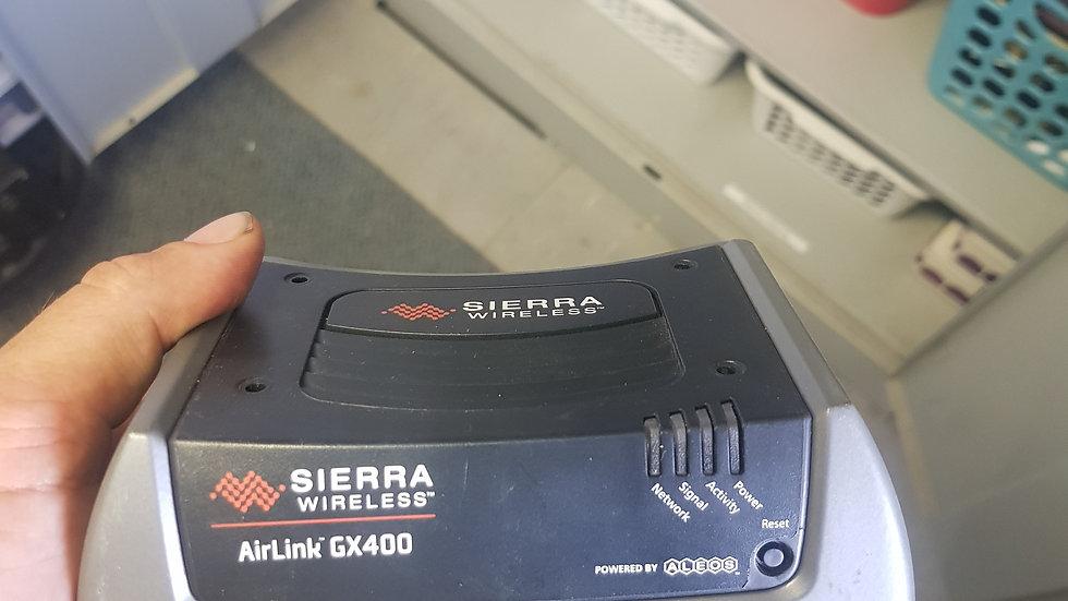 Sierra GX400