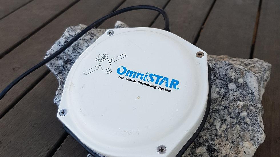 Omnistar GPS antenna