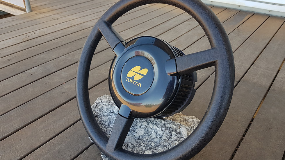 Topcon Aes-25 Electric steering