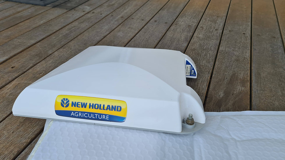 New Holland 372 receiver