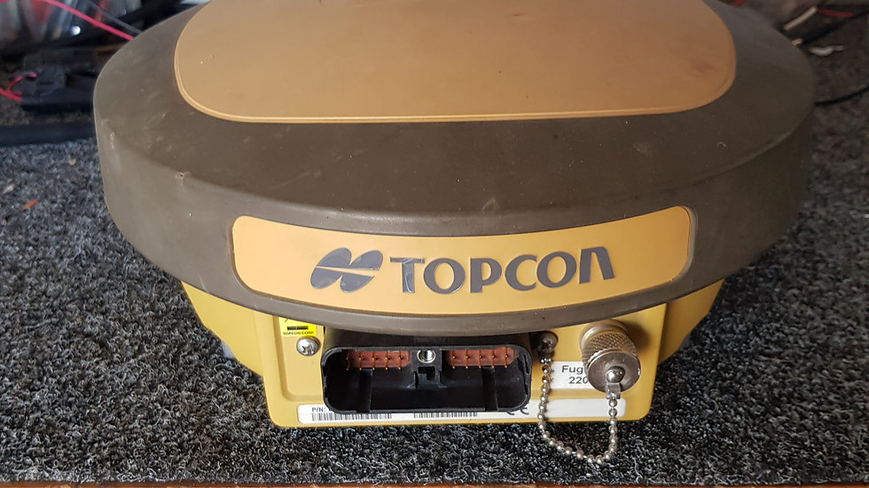 Topcon AGI 3 RTK Ready