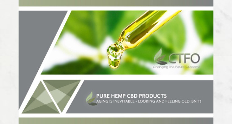 Now a distributor of CBD products