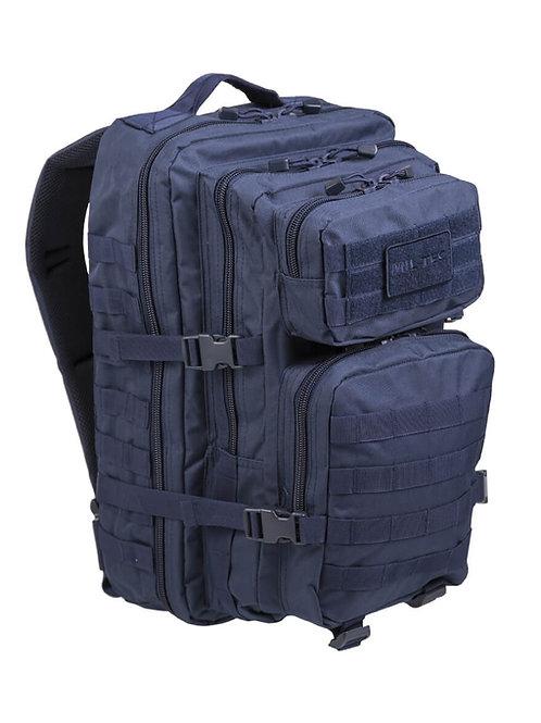 MIL-TEC US ASSAULT PACK LG Dark Blue 36lt-14002203