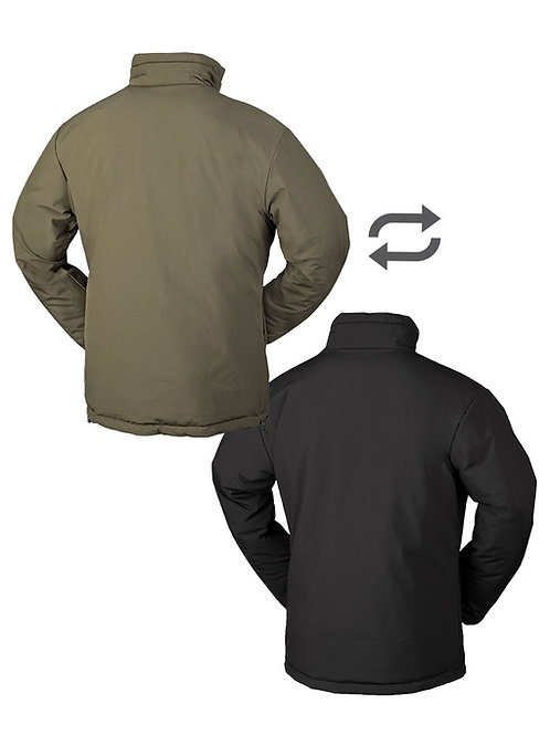 MIL-TEC JACKET COLD WEATHER reversible RANGER GREEN/BLACK-10331502