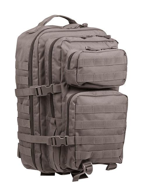 MIL-TEC US ASSAULT PACK LG Urban Grey 36lt-14002208