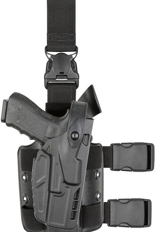 MODEL 7305-SP10 7TS™ ALS®/SLS SINGLE STRAP TACTICAL HOLSTER WITH QUICK RELEASE