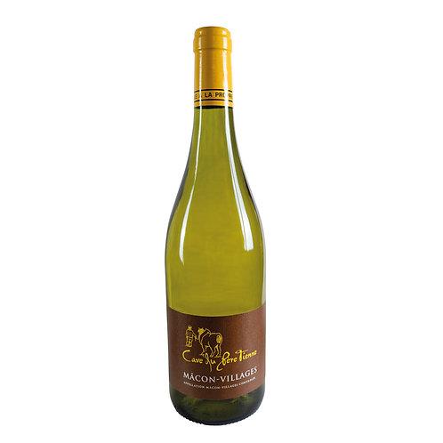 Mâcon Villages Blanc 2016 - Carton de 6 bouteilles de 750mL