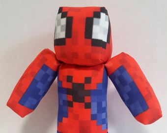 Spider-Man Minecraft