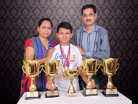 Meet Granth Thakkar: The fastest mental calculator in the world