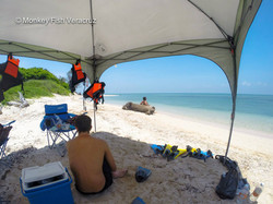 Relaxing Isla de Enmedio