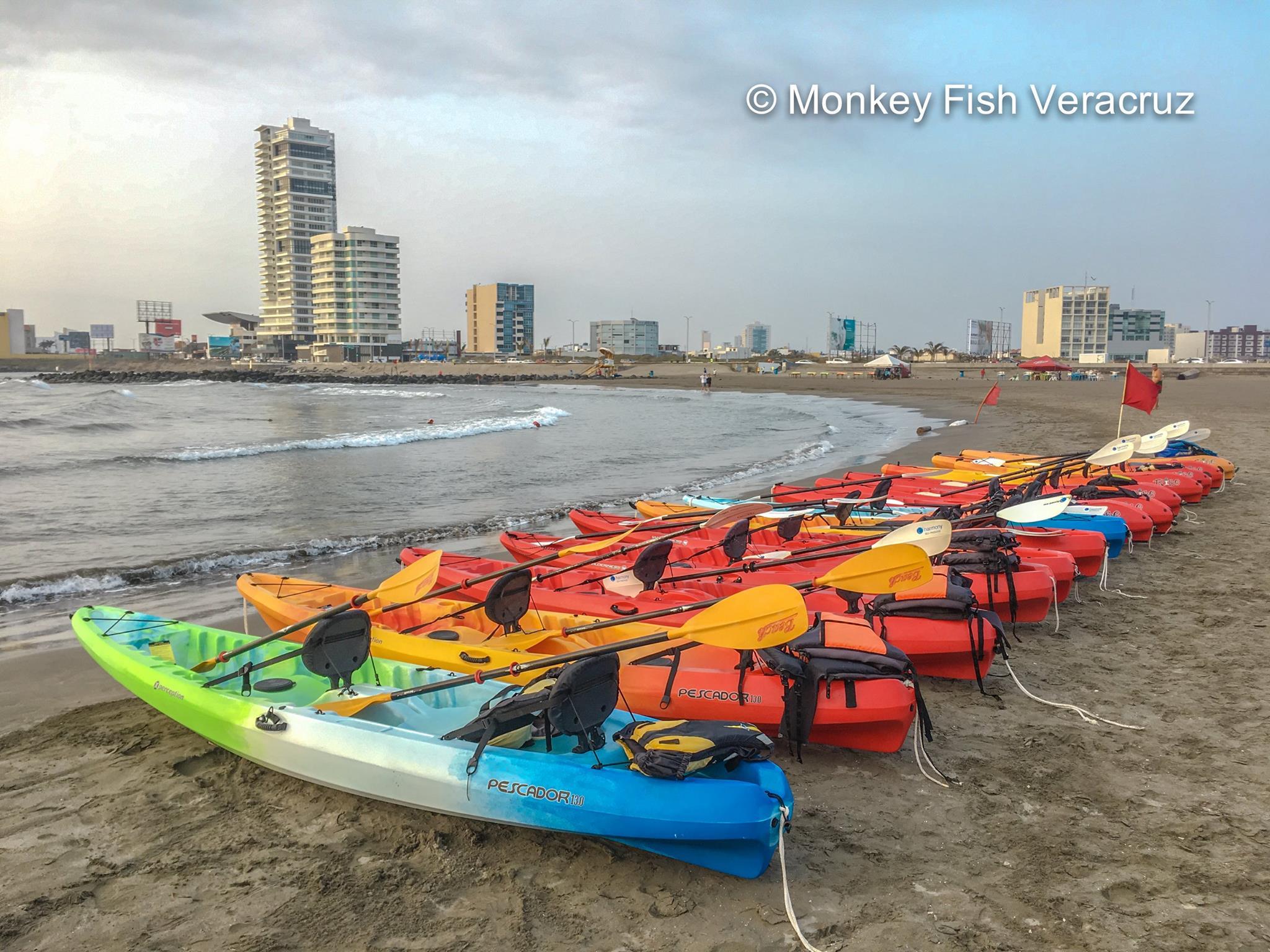 Renta-kayaks-veracruz-playa