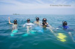 Snorkel Isla de Enmedio