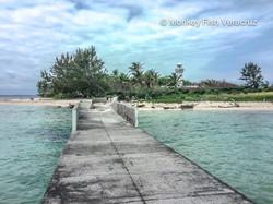 Muelle isla de Enmedio