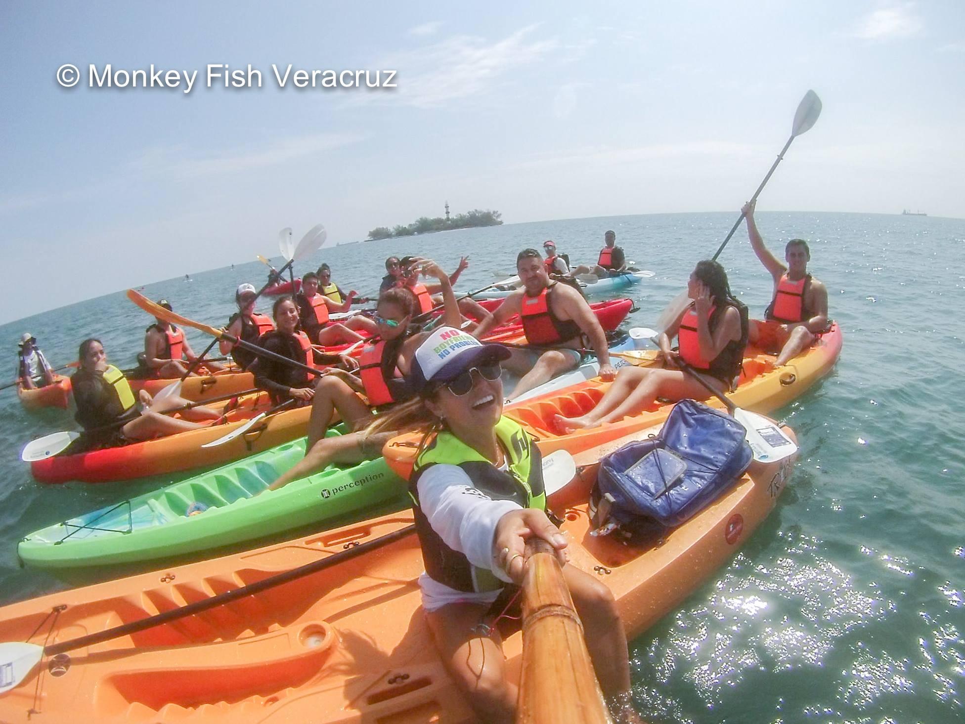 Kayaka Isla de Sacrificios