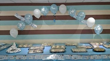 Large Cake Arch