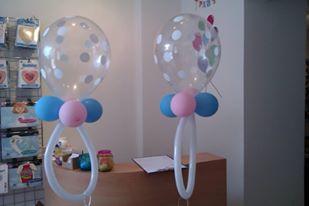 Helium Dummies