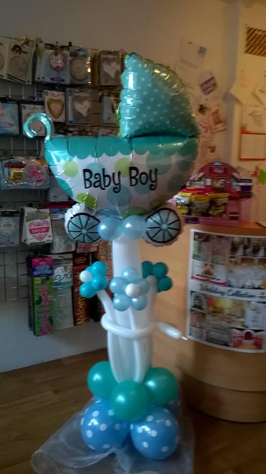646 Baby Pillar