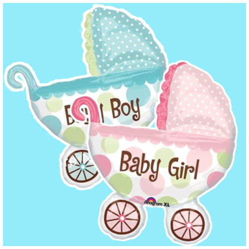 BabyShapesPram
