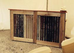 Rustic Timber Bar