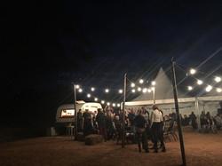 Party, Pagoda Marquee Caravan Bar