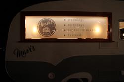 Lighting and Mavis Window