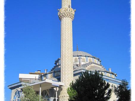トルコのモスク