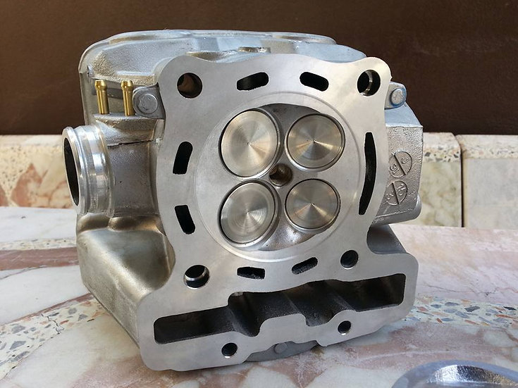Modificated Cylinderhead for CBR 125/150
