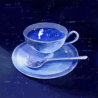 真夜中の紅茶