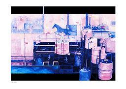 青く揺れる走馬灯 - sample