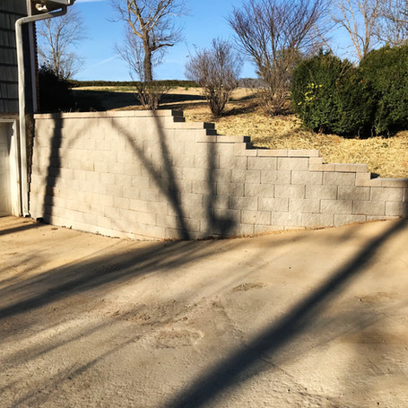 Chattanooga Retaining Wall Service