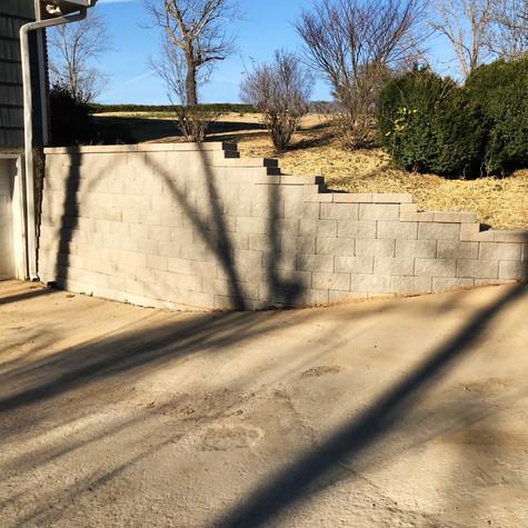Chattanooga Retaining Wall Service
