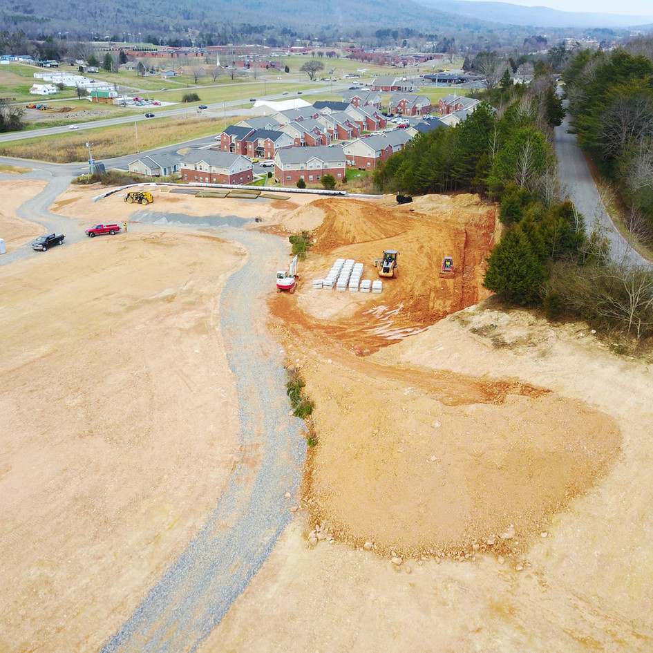 Chattanooga Excavation