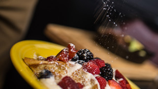 Paradise French Toast Breakfast
