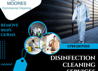 Clean and Disinfect Your Facilities to Prevent COVID-19 Spread