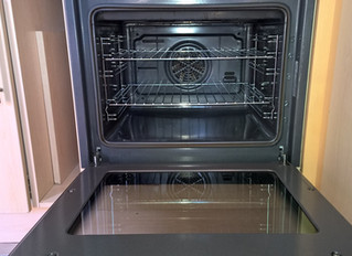 Todays Oven Clean - One Happy Customer!!