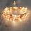 Thumbnail: Guirlande lumineuse LED pour déco lanternes ou arbres