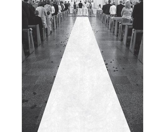 Tapis blanc de cérémonie (religieux)