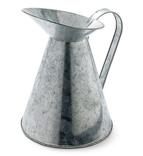 Arrosoir zinc vintage