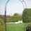 Thumbnail: Arche en fer forgé cérémonie laïque