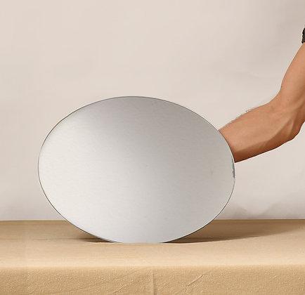 Miroir rond centre de table