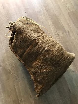 Vieux sac à café