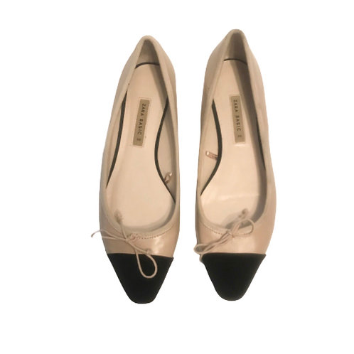 Zara Basic  Flat with Bow